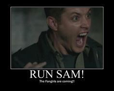 And we have weapons.......lol      Dean Motivational     by UltimaWeapon13.deviantart.com