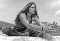 Nancy Christidi, OMagine yoga