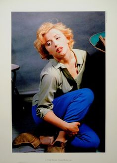 Cindy Sherman - Untitled (Marilyn) from the Jubilee Portfolio, Photograph