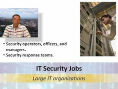 101-CyberSecurity: Jobs and Education