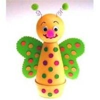Renuzit Air Freshener Butterfly - I'm gonna leave off the head