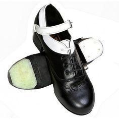 Buy Storm White Jig Shoes for Irish Dancing - A Neater, More Petite Looking Shoe.