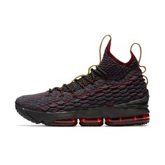 premium selection 5db03 7f559 Nike LeBron 15 Basketball Shoe Size College Basketball, Top Basketball  Shoes, Tenis Basketball,
