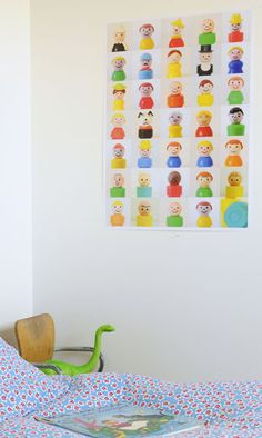 Fisher Price Poster 50X70cm