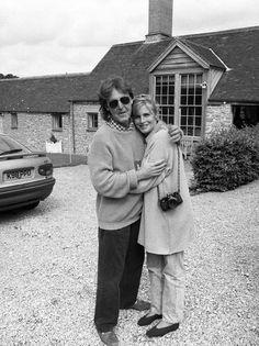 Paul and Linda in 1994