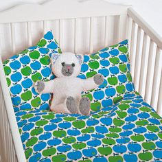 By Graziela bedlinen - junior size - organic and öko-tex bedlinen, pillows and much more at www.sov-gott.com