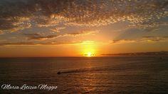 Golden Sunset by Maria Letizia Maggio on 500px