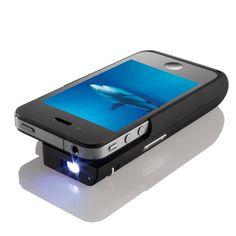 Un projecteur vidéo de poche pour iPhone pour emmener partout avec vous.