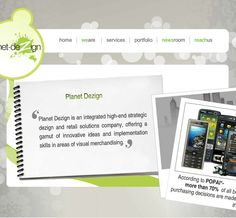 PLANET DESIGN WEBSITE DESIGNING AND DEVELOPMENT