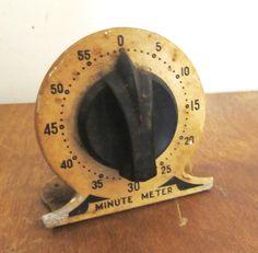 1940's kitchen timer