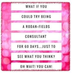 Why not give it a try? I can help you get started! ksnekvik.myrandf.com