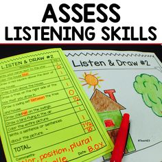 Listening Lessons, Morning Messages, Fluency Lessons, and more ideas for primary teachers.