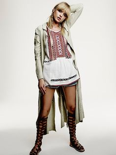 Free People Sleevele