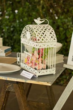 1000 images about jaulas decoradas on pinterest bird - Jaulas decorativas zara home ...