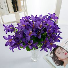 #silk flowers #bouquet #fake flowers #weddigns #party #events #plastic flowers #artificial flowers #realistic #vintage #large #peony #lilies #calla lilies #orchid # #artificial plants #fake roses #artificial roses #silk flower arrangements #fake plants #silk plants #faux flowers #artificial orchids #silk roses #faux plants #plastic plants #purple #blue