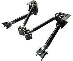 Universal Rear 4 Link Kit with Rod Ends