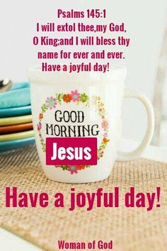 Good Morning! Wishing Everyone a Blessed Weekend in the Love of Jesus! Enjoy!