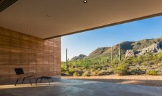 Andre Perron | Tucson Mountain Retreat by Dust Project Details ...