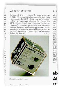 cube-photo  crée par michèle gignoux