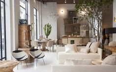 Decoración Madrid - Mestizo contemporary shop Calle piamonte 4, madrid
