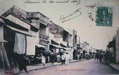 36 phố phường Hà Nội 100 năm trước
