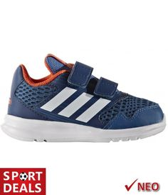adidas Toddler Alta Run Running Shoes, Toddler Boy's, Blue Adidas Sneakers, Shoes, Fashion, Moda, Zapatos, Shoes Outlet, Fashion Styles, Shoe, Footwear