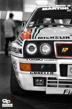 Lancia Delta GT