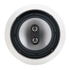 Energy EAS-6Cst In-Ceiling Speaker (Single, White) by Energy. $199.00. Distributed audio can turn your house into a home. Imagine walking through your hallways, sitting in the bathtub, taking a shower or cooking dinner - all while listening to your favorite music.  Sounds like you would need a lot of speakers to recreate a stereo sound in each room.  The Energy EAS-6Cst in-ceiling speaker solves that problem. It is a stereo speaker in one unit, accepting and reprodu...