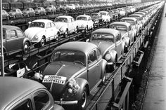 Celebrating 3 million Volkswagens