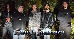 Força Metal BR: South Hammer: Banda é destaque no blog O Anão e o ...