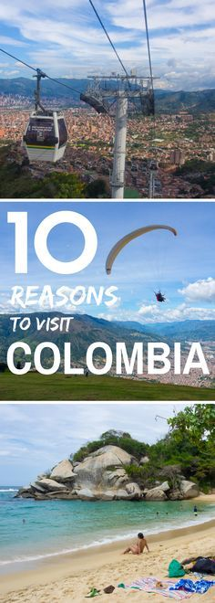 Colombia is a spellbinding destination for adventurers, beach bums, families, mountaineers, history buffs, coffee geeks, and even foodies!
