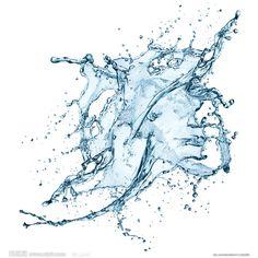 动感水滴设计图_设计背景主题_背景底纹_底纹边框_设计图库_昵图网nipic.com ❤ liked on Polyvore featuring water, fillers, splashes and extras