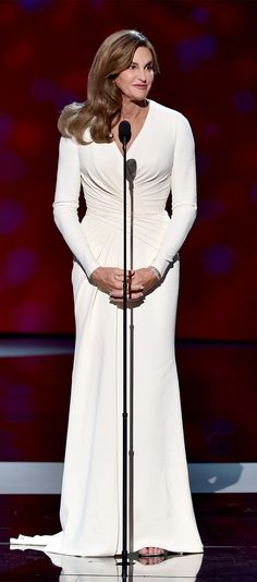 Caitlyn Jenner's ESPY Awards speech was as inspiring as we expected