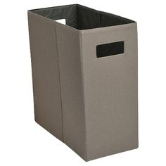 Threshold Verticle Half Cube Storage Bin 13