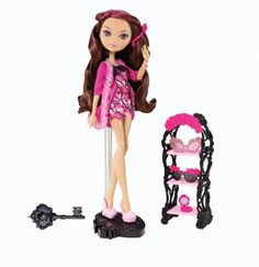 Amazon.com: Ever After High Getting Fairest Briar Beauty Doll: Toys & Games