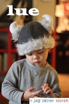 """Lue (""""hat"""" in Norwegian)"""