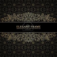 Elegant Frame..