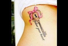 Veja alguns modelos de tatuagens feminina e inspire-se!