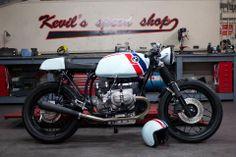 Kevils Speed Shop Kevils BMW caferacer