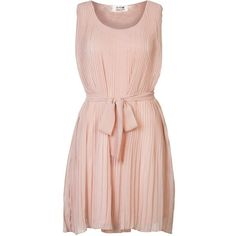Molly Bracken Cocktail dress / Party dress nude (€45) ❤ liked on Polyvore featuring dresses, vestidos, robes, short dresses, pink, short pink dress, nude dress, pattern dress, print mini dress and print dress