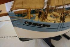 Benoit-Le-Roux-Expo-Carnac& Culture Art, Benoit, Expositions, Boats, Comic Books, Yachts, Mai, Classic, Model Ships