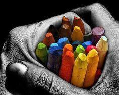 inspire-se pela Cor color colore farbe couleur kleur