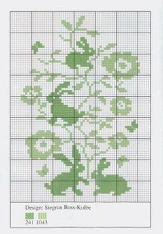 free cross stitch chart by barbra