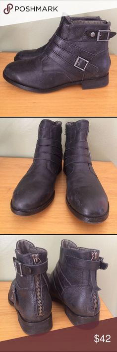 Caterpillar Vivienne Black Womens Leather Boots These boots are crafted  with high quality full grain leather