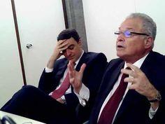 Emílio Odebrecht fala de Lula, Dilma, Guido Mantega