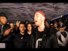 Rap Contenders édition 2 - Wojtek vs Jazzy Bazz - YouTube