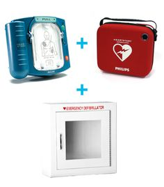 Industry Leading AED Package, found at Zogics.com