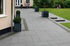 Granite Paving and Granite Slabs Grey