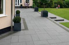 Granite Paving and Granite Slabs Grey