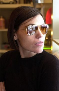Clea DuVall - Yonah Dietrich  I think Clea shows a good portrayal of the strong female role that is Yonah's character. #Yonah #solidintangibles @kadedavies